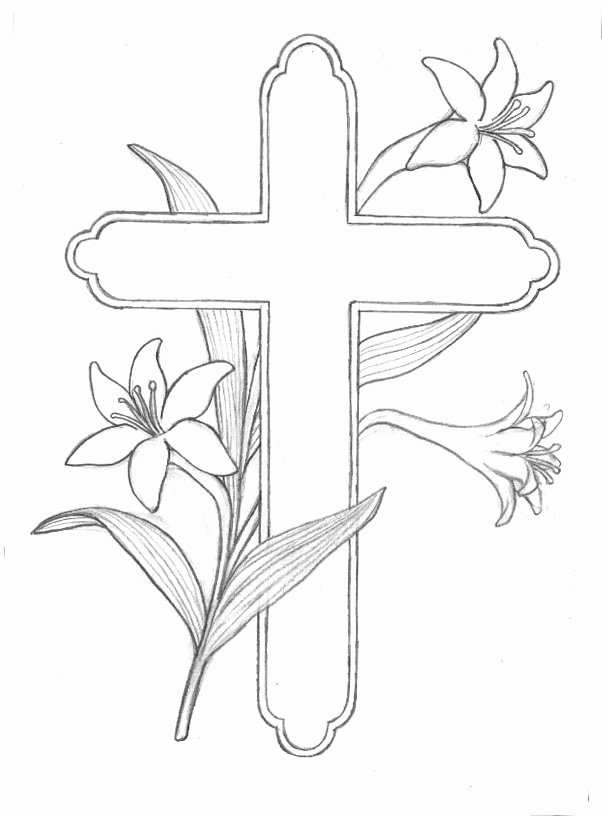 Free Printable Cross Template Lovely Karen S Curacy Café Easterly Things