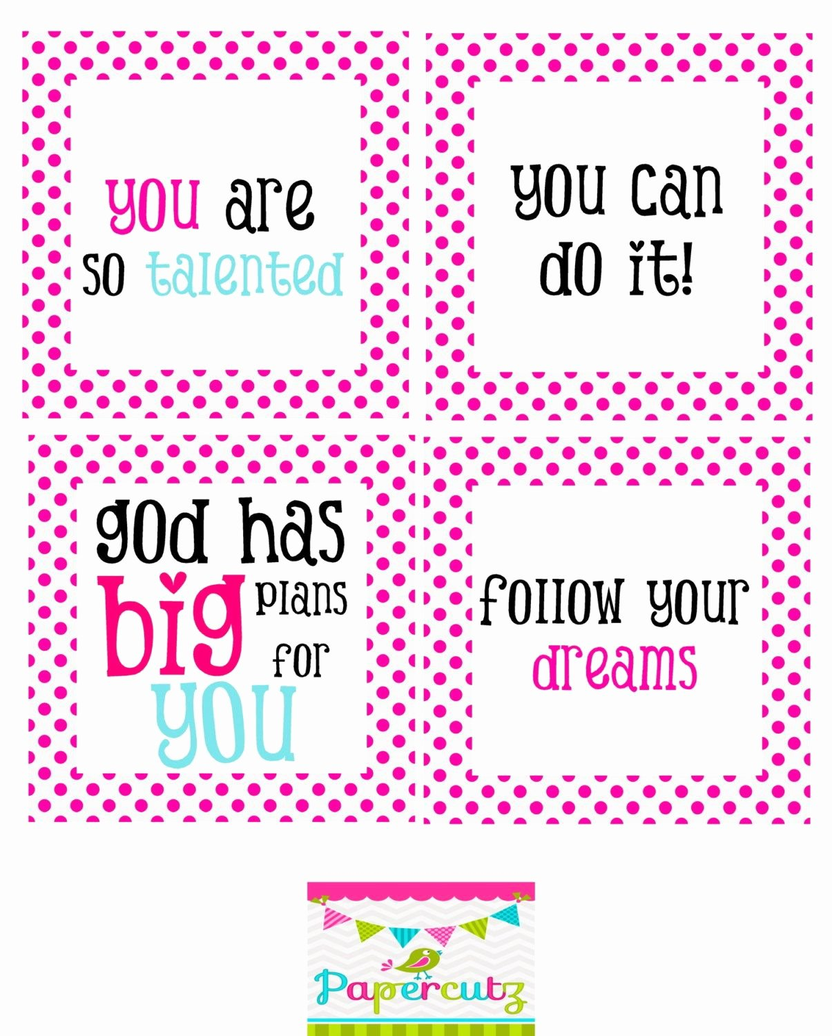Free Printable Encouragement Cards for Students Lovely Printable Encouragement Cards