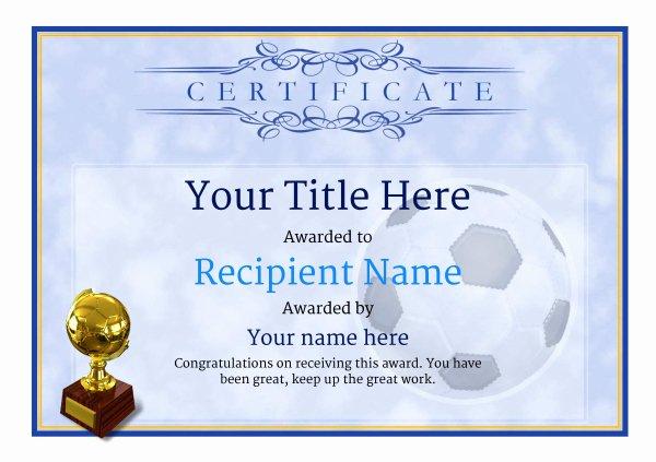 uk football certificates
