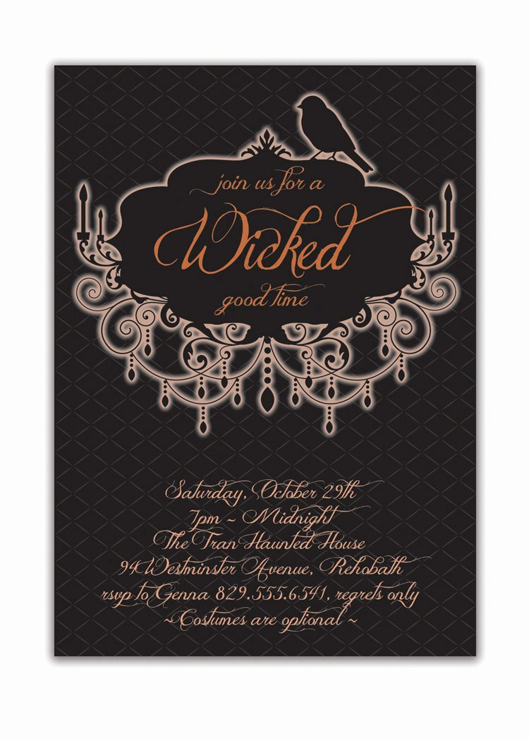 Free Printable Halloween Invitations for Adults Best Of Halloween Party Invitation Adult Costume Party Invitation