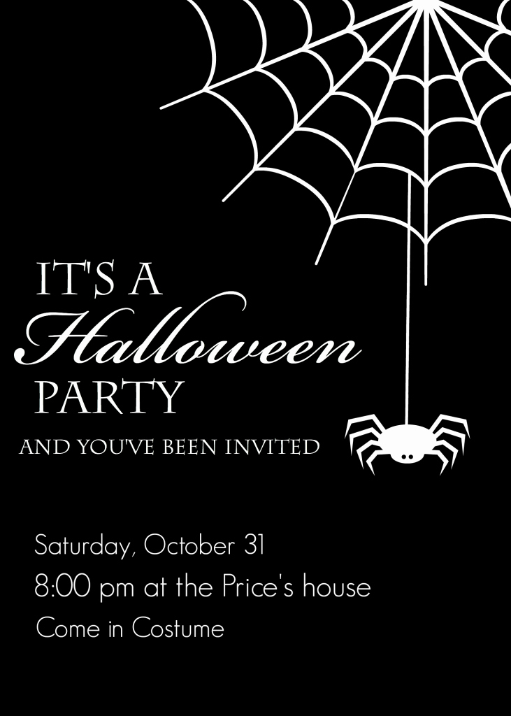 Free Printable Halloween Invitations for Adults Fresh Free Printable Halloween Party Invitations Yellow Bliss Road