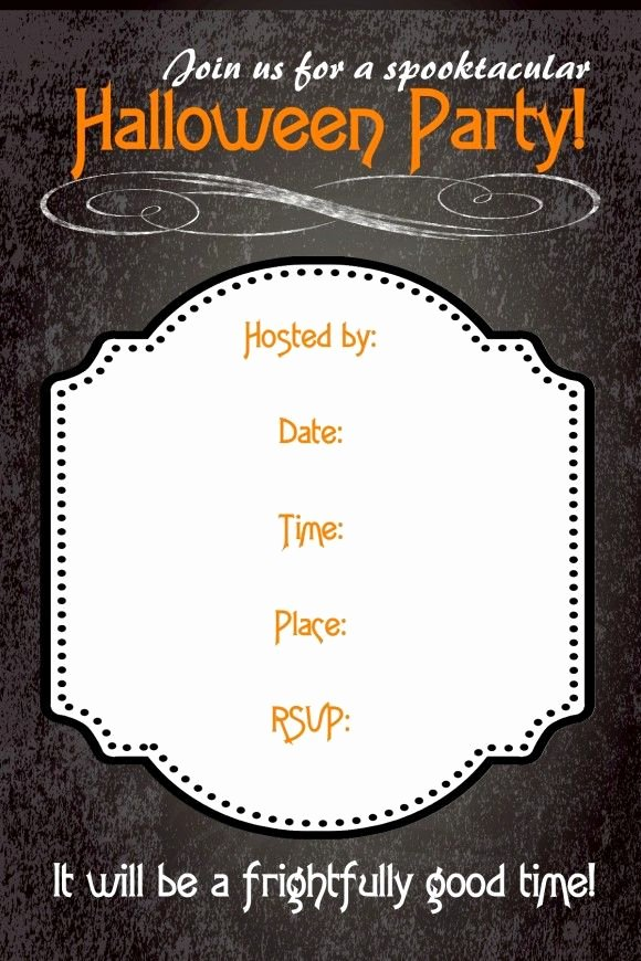 Free Printable Halloween Invitations for Adults Unique 1000 Images About Free Printables Parties Invitation