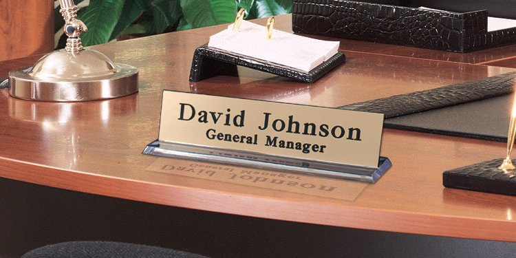 Free Printable Name Plates for Office Beautiful Badges & Name Plates at Fice Depot Ficemax