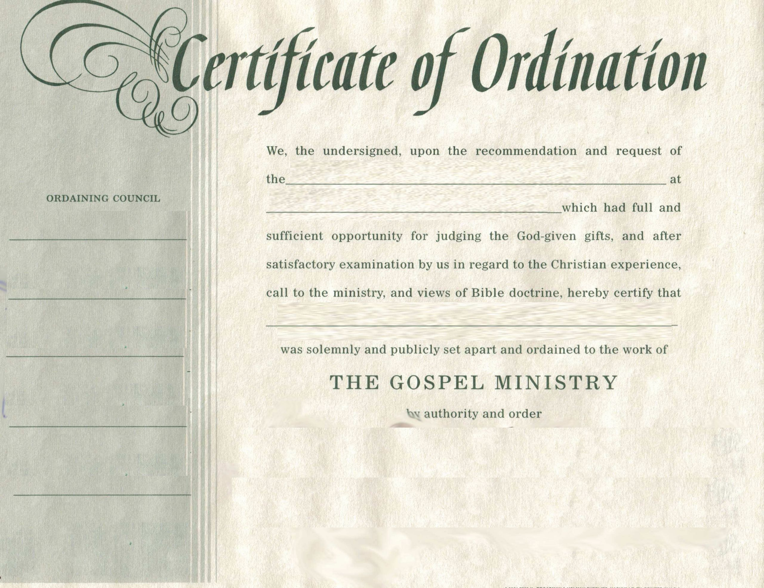 Free Printable ordination Certificate Fresh 28 Great ordination Certificate Pdf Ui 7964 Pro Literacy