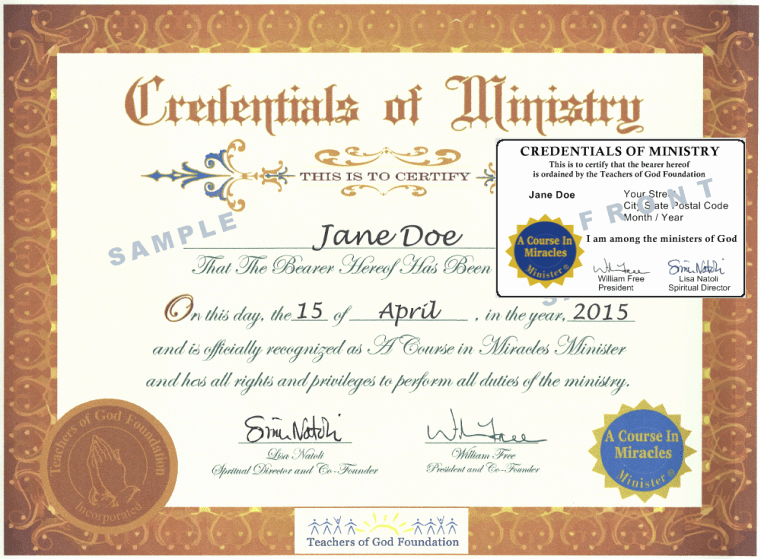 Free Printable ordination Certificate Unique ordination Certificate & Id Card