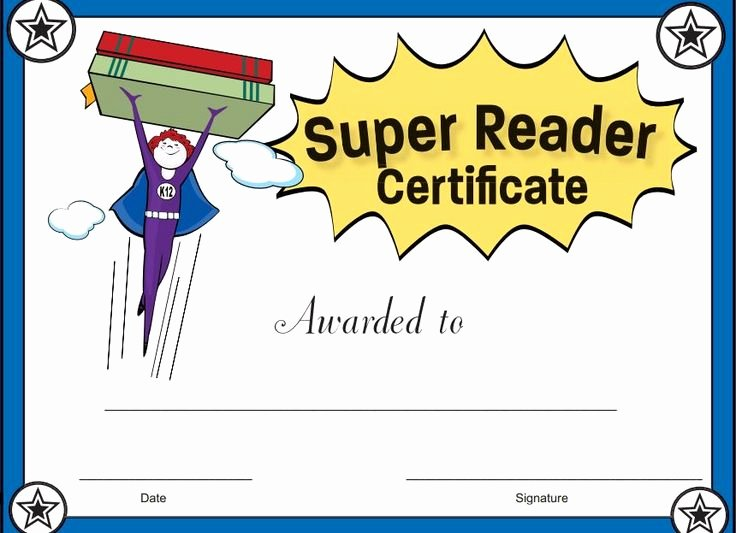 Free Printable Reading Certificates Beautiful Best 20 Award Certificates Ideas On Pinterest