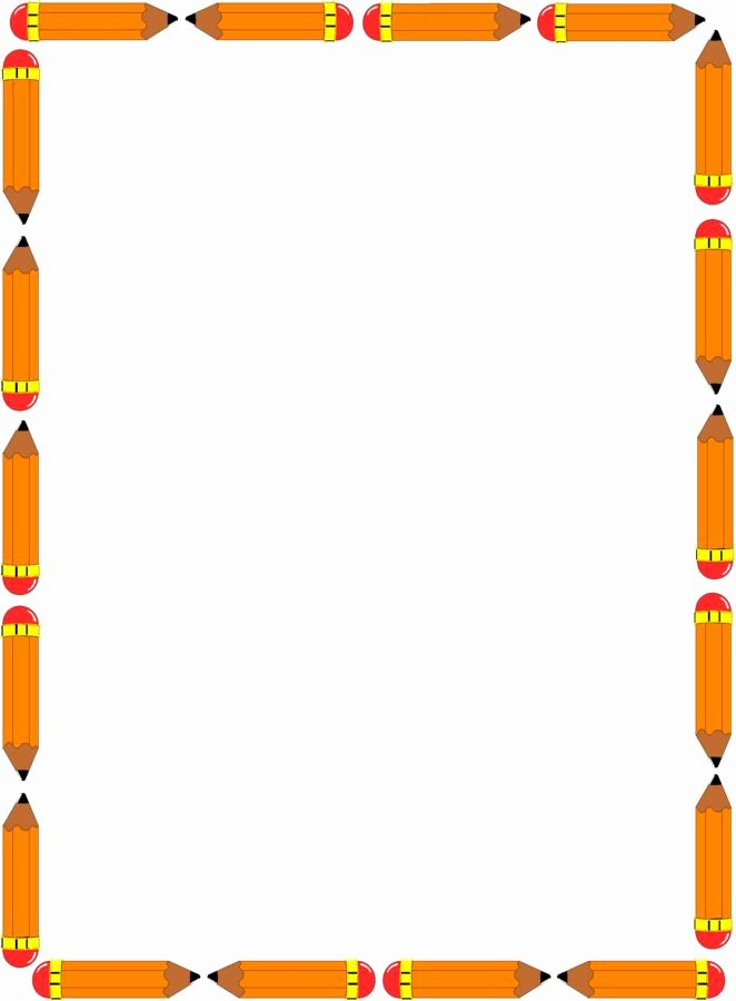Free Printable School Borders New 1000 Images About Bordure On Pinterest
