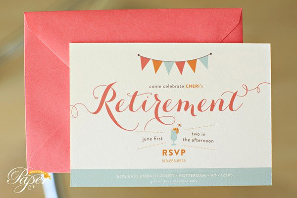 Free Retirement Party Invitation Templates for Word Luxury 36 Retirement Party Invitation Templates Psd Ai Word