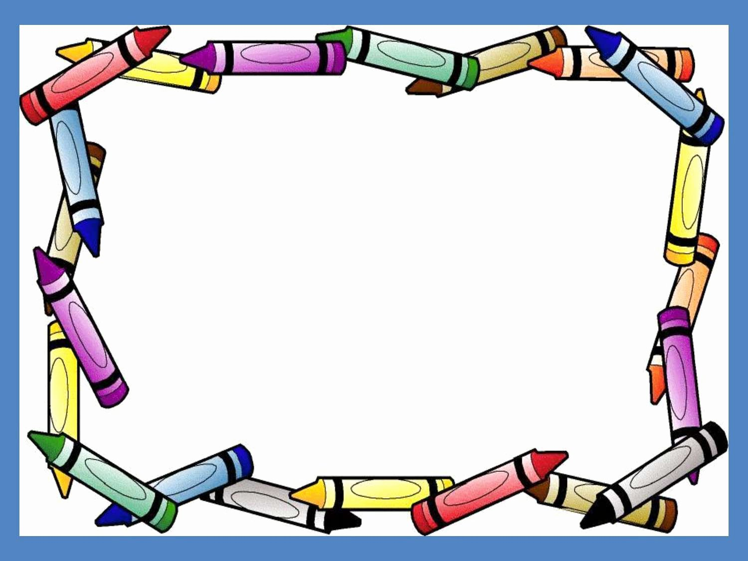 Free School Borders for Word Awesome School Border School theme Page Boarder Clipart 2