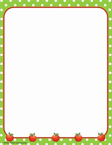 Free Teacher Borders for Word Documents Elegant Amazon Baby Handprints Stationery Paper 80 Sheets
