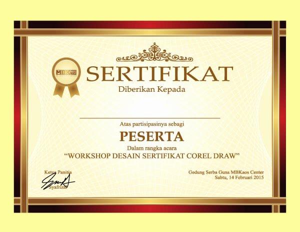 Free Vector Certificate Borders Lovely Certificate Border Template