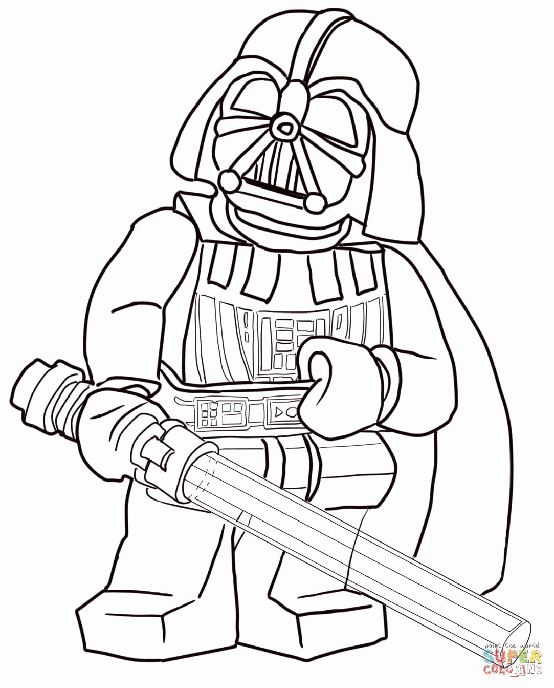 Full Page Star Template Elegant Kylo Ren Coloring Pages Coloring Pages