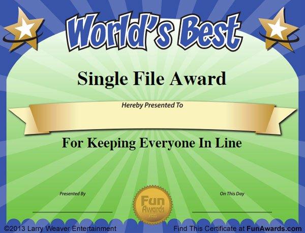 Funny Award Categories for Teachers Elegant Funny Award Ideas Humorous Awards Ideas Certificates