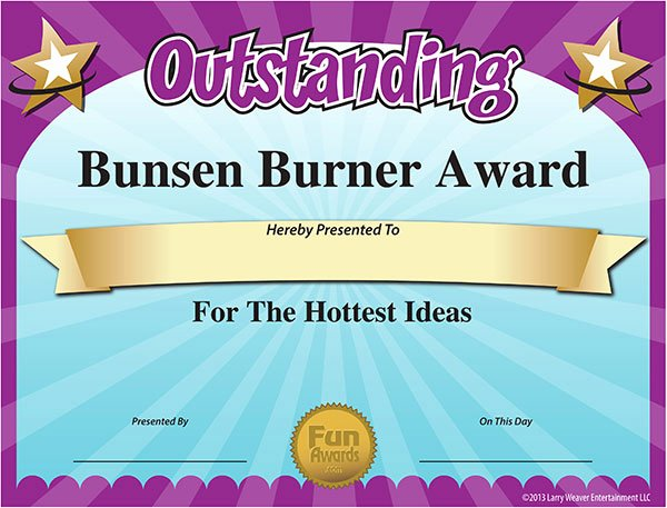 Funny Awards for Teachers Awesome Free Printable Certificates Funny Printable Certificates