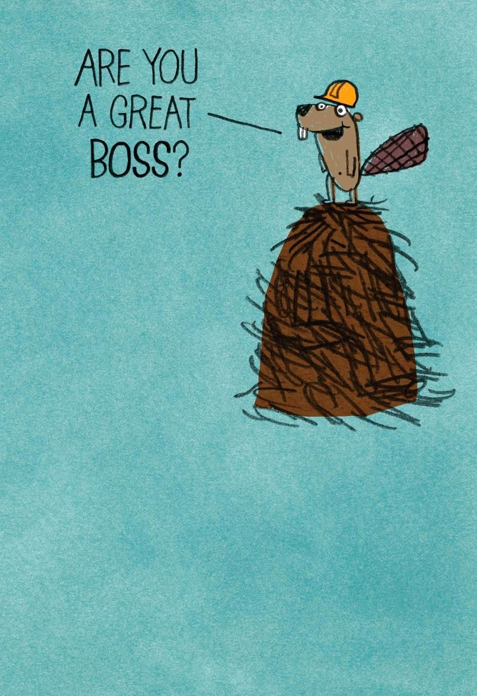 Funny Boss Day Pictures Beautiful 28 Great Boss S Day Cards