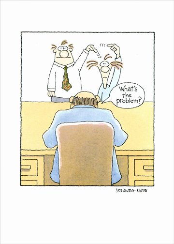 Funny Boss Day Pictures Beautiful What's the Problem 1 Card 1 Envelope Funny Boss S Day