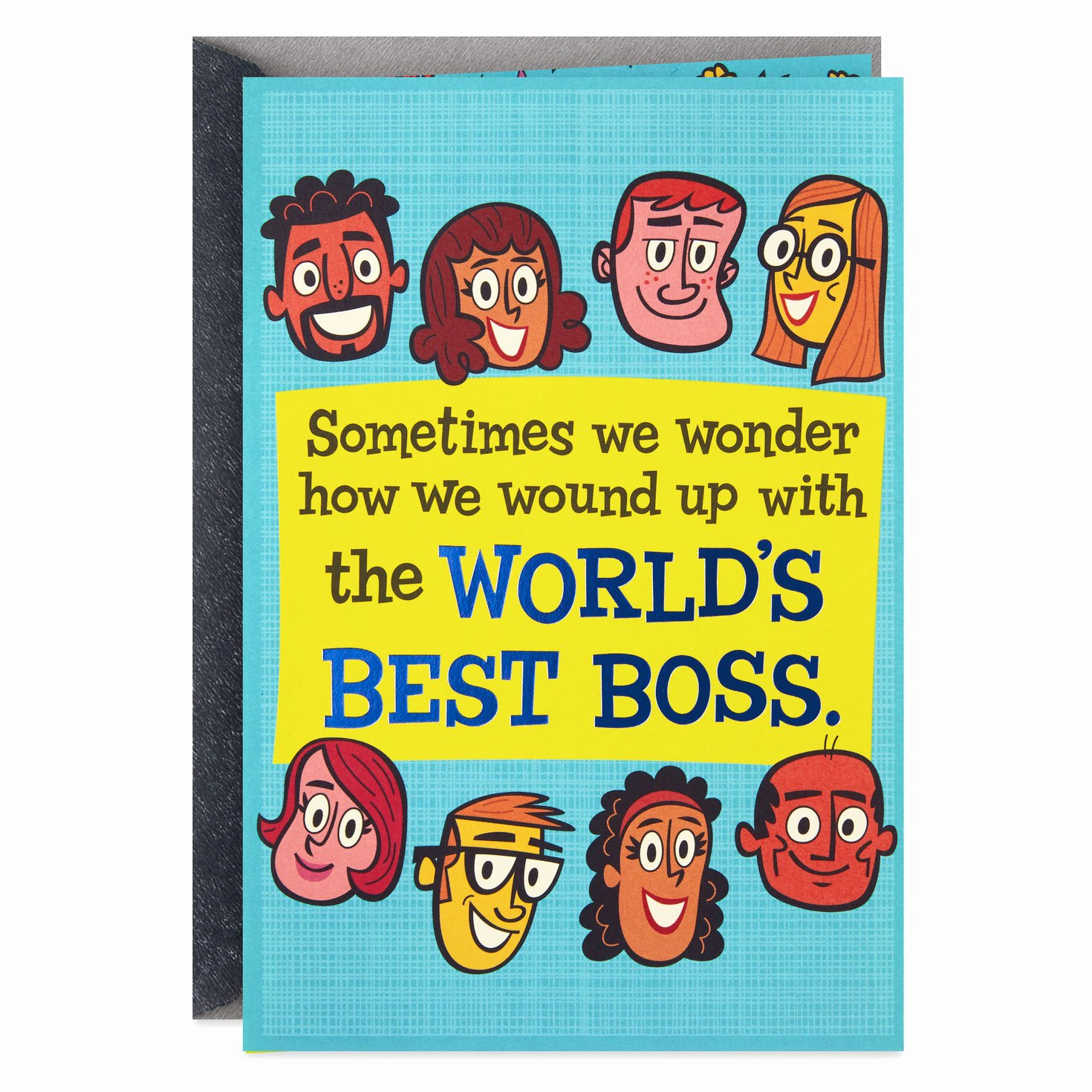 Funny Boss Day Pictures Fresh World S Best Boss and Employees Funny Boss S Day Card From