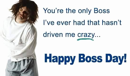 Funny Boss Day Pictures New Boss Day Quotes Humorous Image Quotes at Hippoquotes