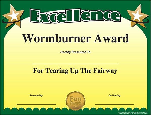 Funny Cheer Awards Ideas Unique Funny Sports Awards Free Printable Sports Award