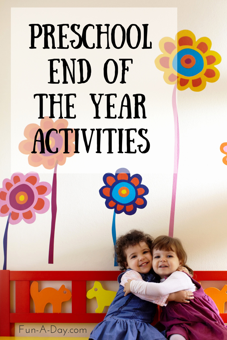 Funny End Of School Year Pictures Awesome End Of the School Year Activities and Ideas for Preschool