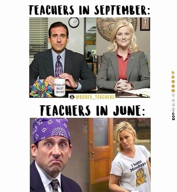 Funny End Of School Year Pictures New 26 that are Way too Real for Teachers Going Back
