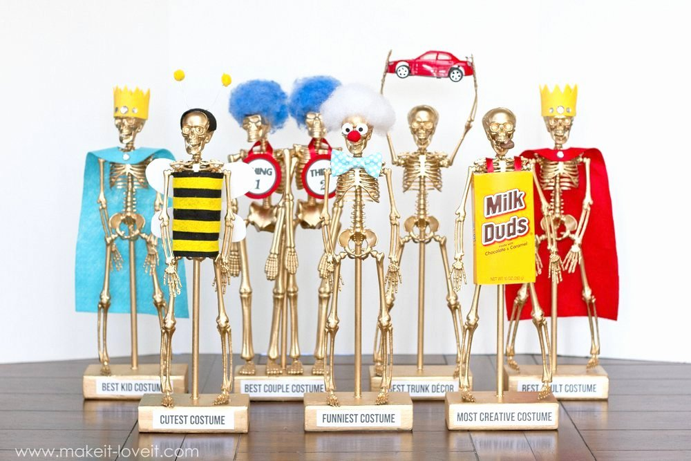 Funny Trophy Ideas for Work Beautiful Costume Award Trophies R Your Halloween Party