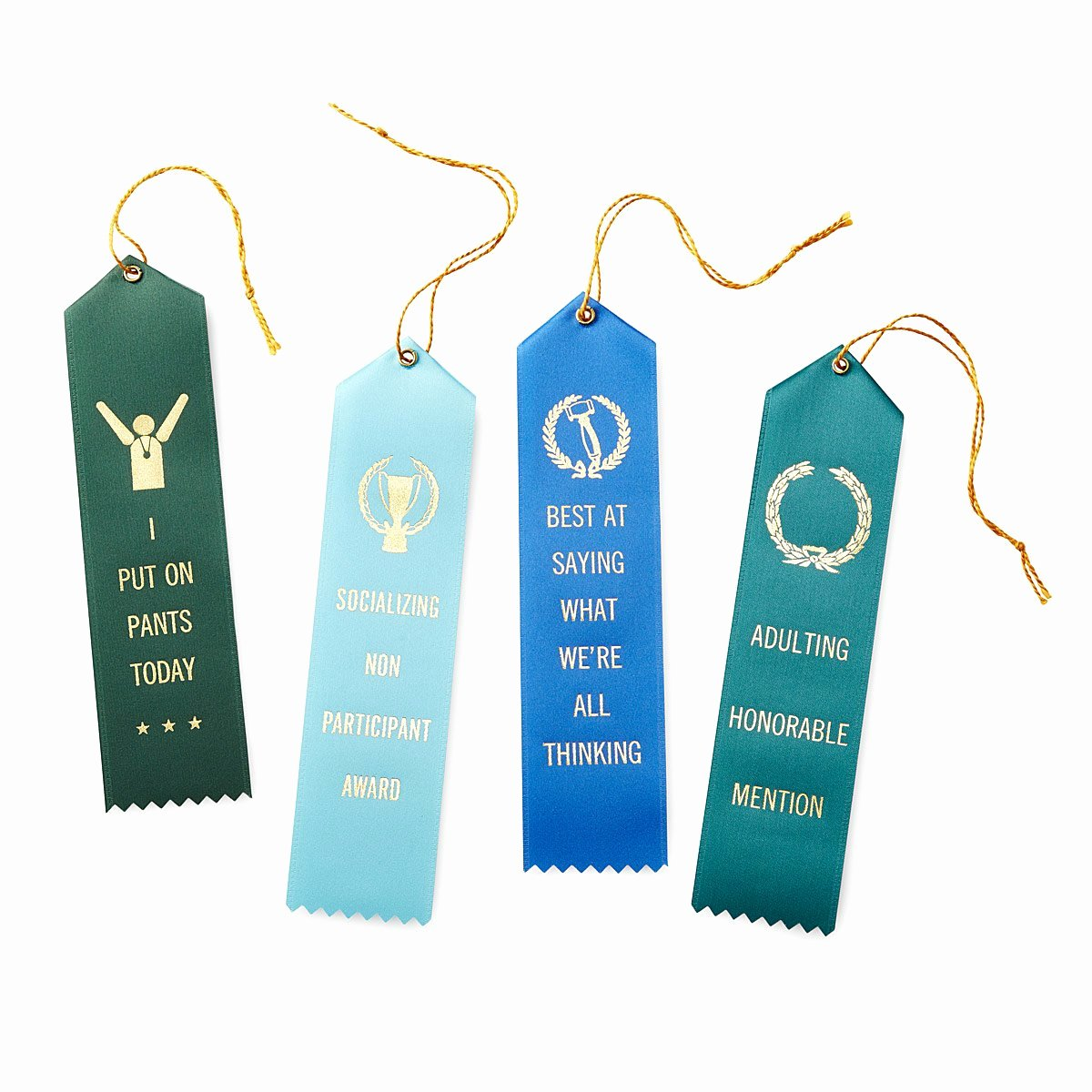 Funny Trophy Ideas for Work Fresh Adult Award Ribbons Adult Award Ribbons