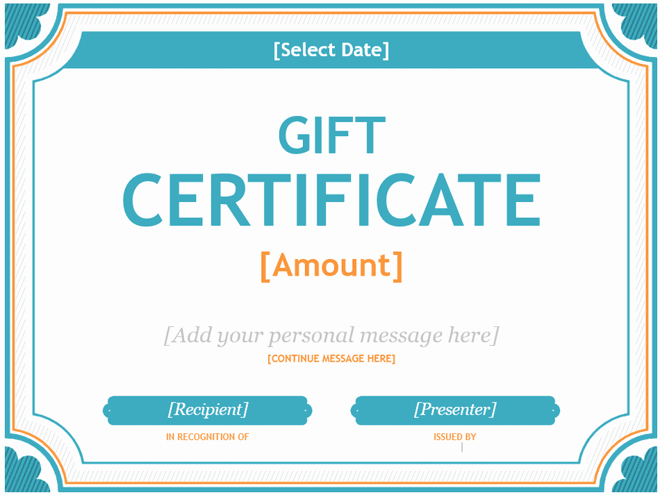 Gftlz Gift Certificate Template Best Of 173 Free Gift Certificate Templates You Can Customize