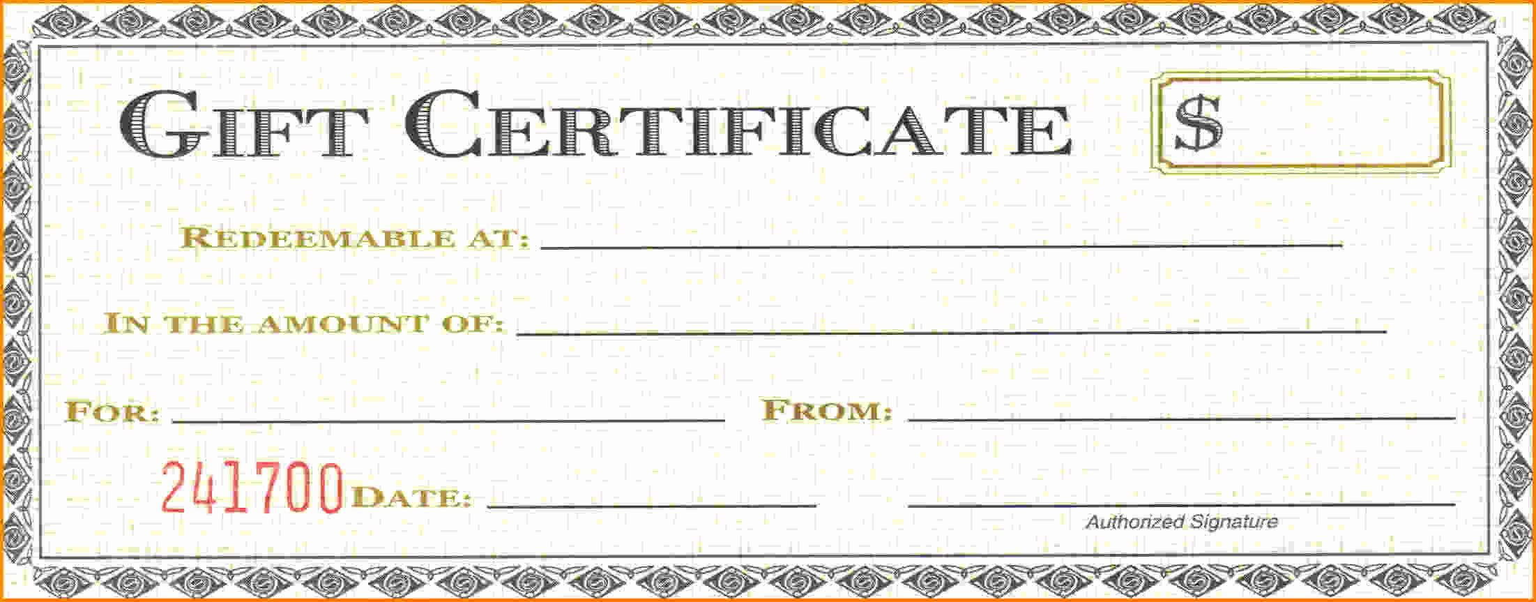 Gftlz Gift Certificate Template Download Fresh What It is A Gift Certificate Template