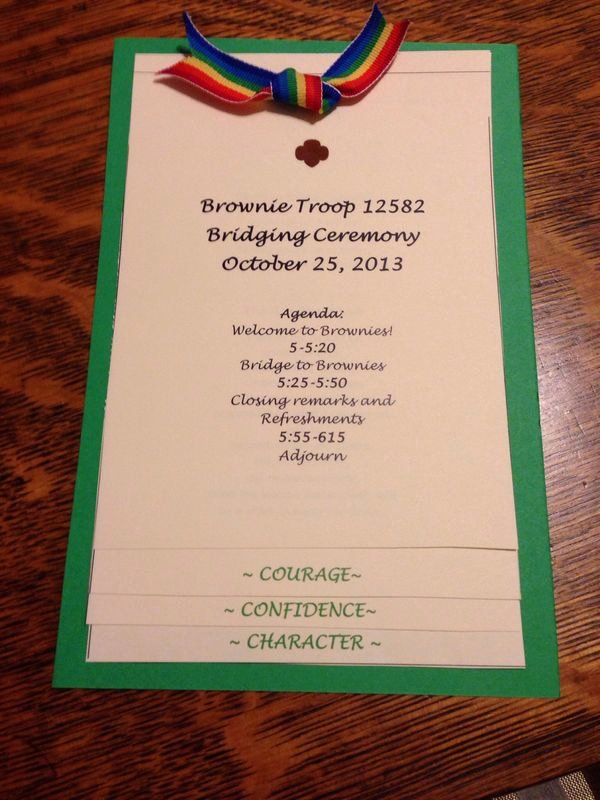 Girl Scout Bridging Certificate Template Best Of 1000 Images About Daisy to Brownies Bridging On Pinterest