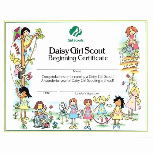 Girl Scout Daisy Certificate Template Inspirational Mattapoisett Daisy Girl Scout Troop December 2015