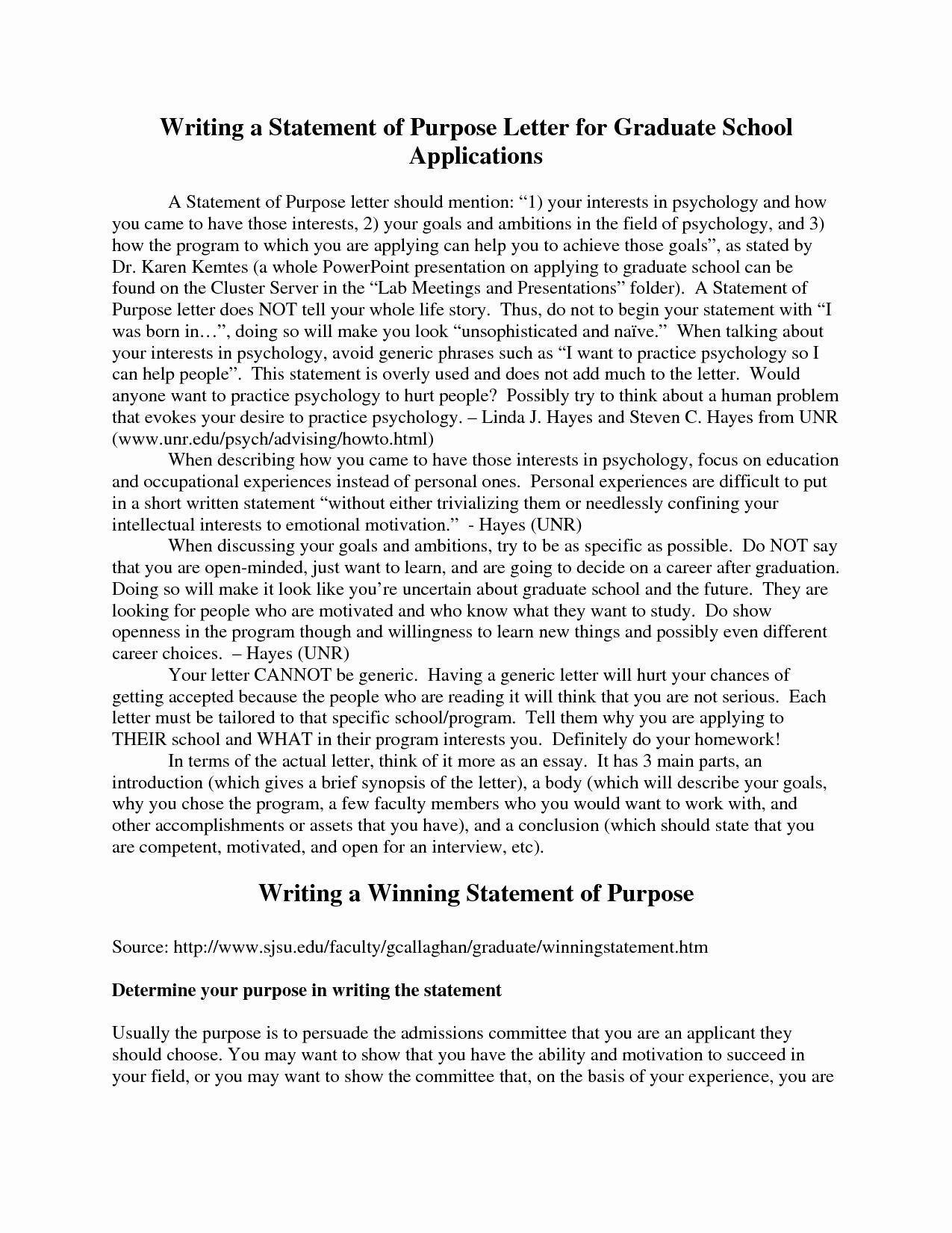Goal Statement Sample Luxury Goal Statement for Nurse Practitioner Graduate School