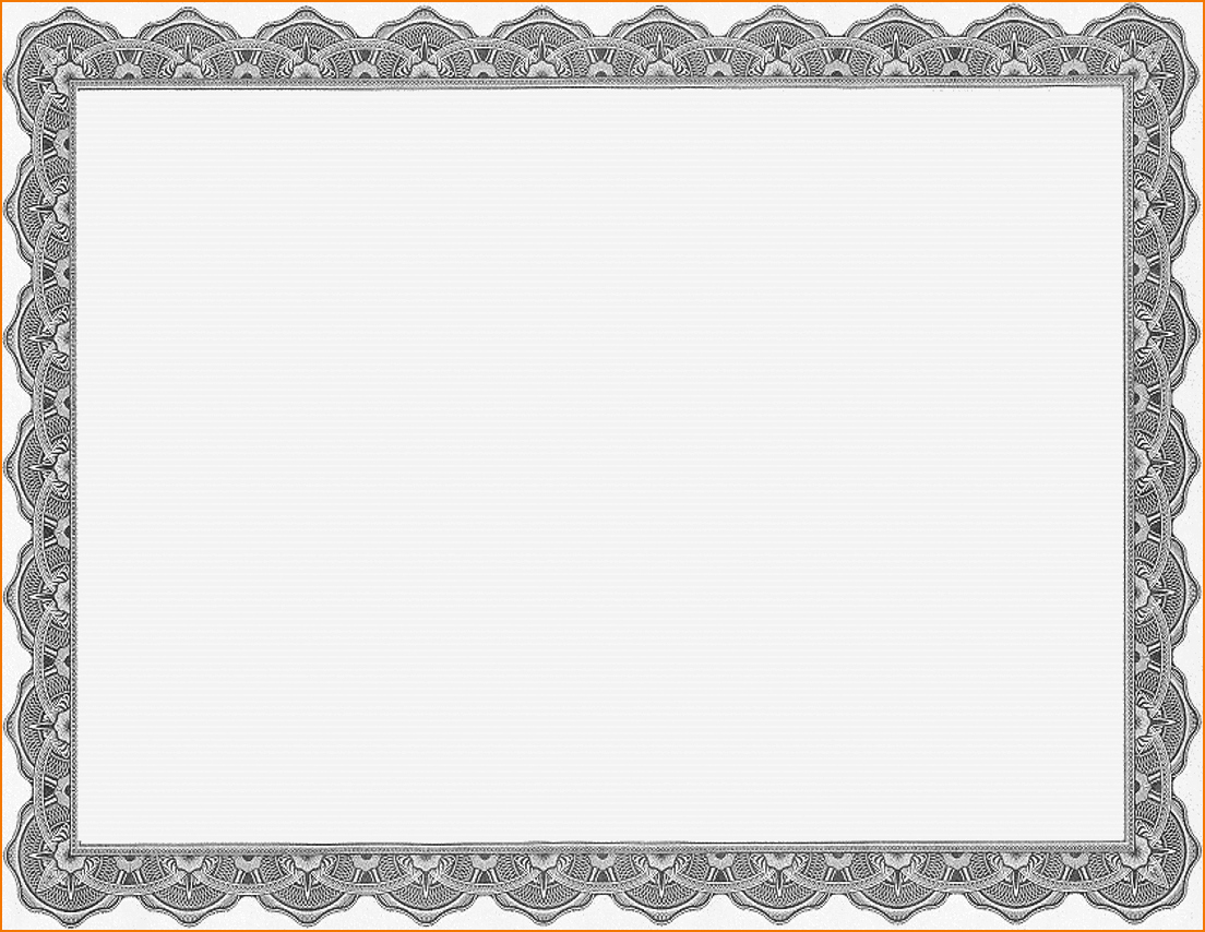 Golf Certificate Templates for Word Elegant 5 Free T Certificate Template