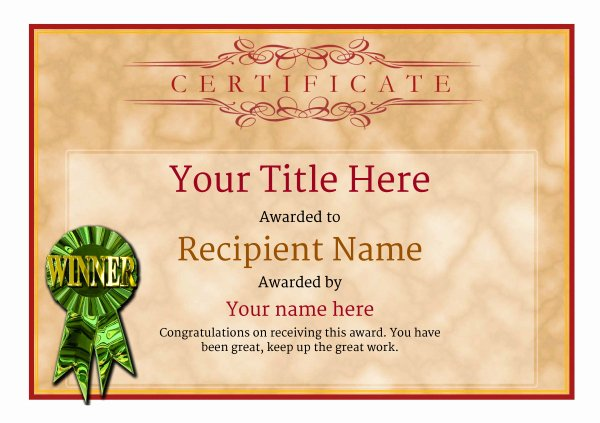 Golf Certificate Templates for Word Unique Free Horse Riding Certificate Templates Add Printable