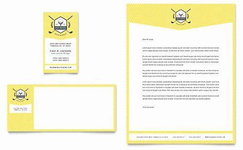 Golf Certificate Templates for Word Unique Golf Resort Gift Certificate Template Design