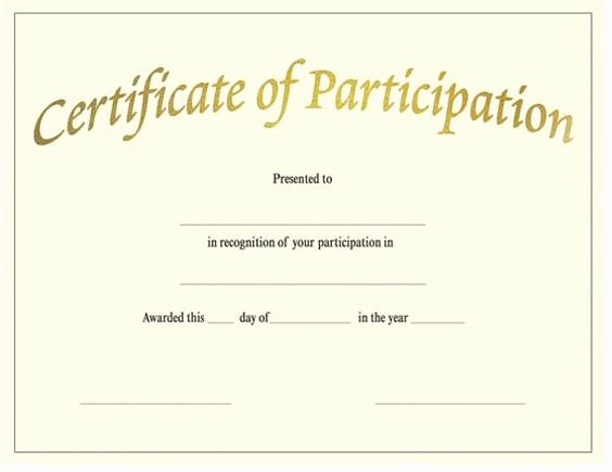 Golf Lesson Gift Certificate Template Lovely Award Certificates Certificate Templates and Templates On