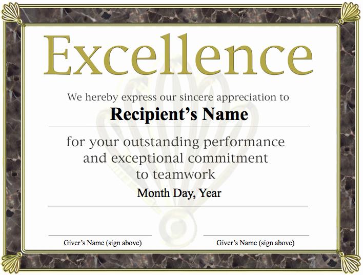 Good Samaritan Award Certificates Lovely Free Printable Award Certificate Template