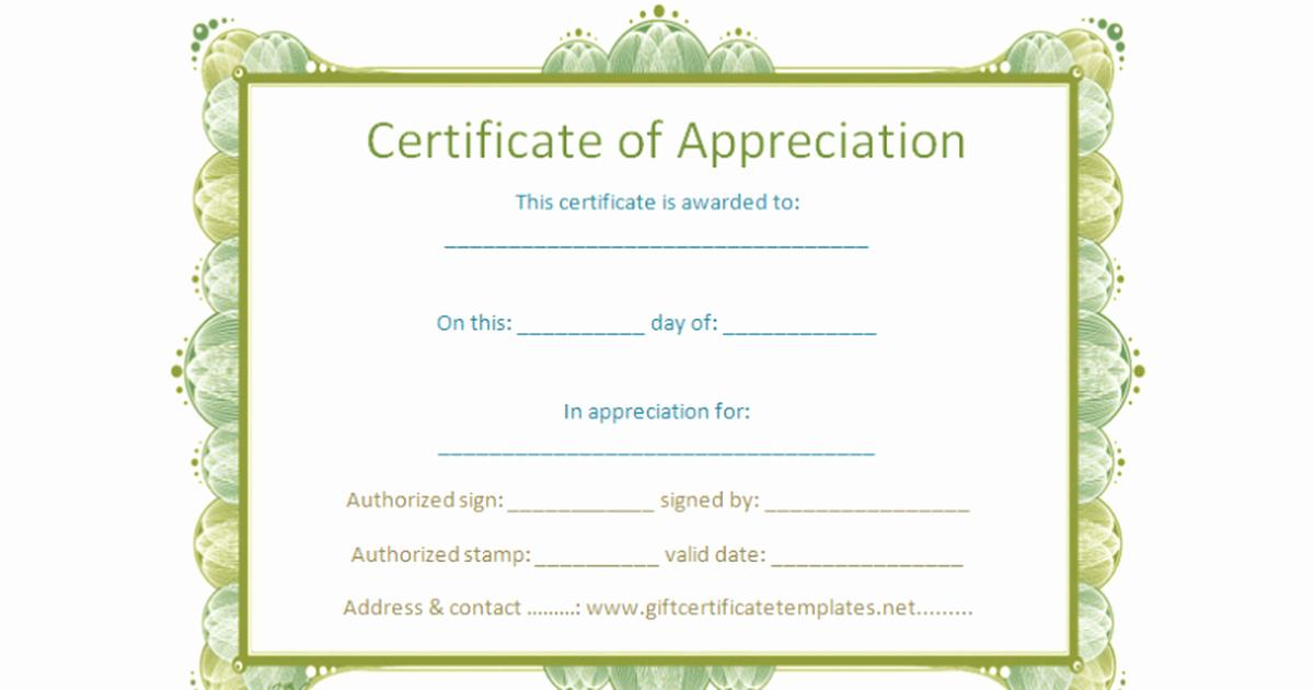certificate template google docs 2813