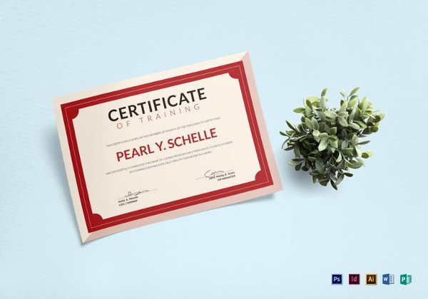 Google Docs Certificate Of Completion Lovely Certificate Template 50 Printable Word Excel Pdf Psd