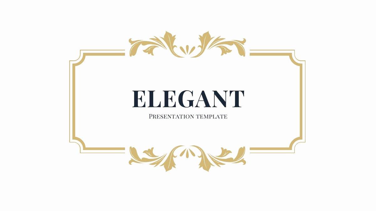 free elegant google slides themes