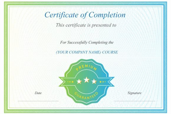 Google Slides Certificate Template Fresh Check Out Award Certificate Template by Vl Shop On