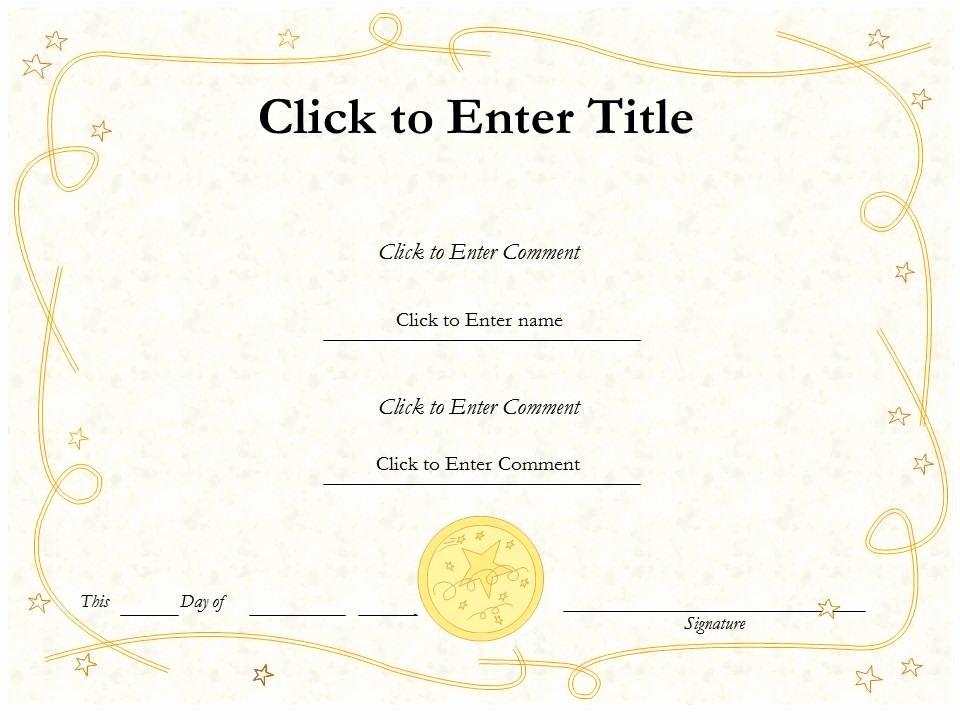 Google Slides Certificate Template Inspirational College Graduation Diploma Certificate Template Of