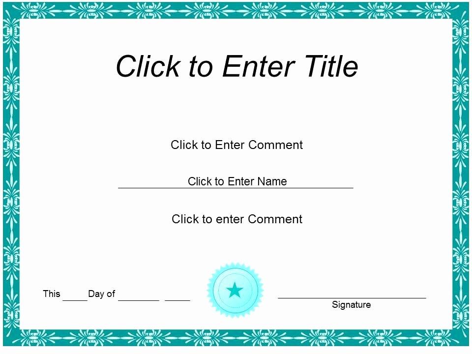 Google Slides Certificate Template Inspirational Management Excellence Appreciation Diploma Certificate