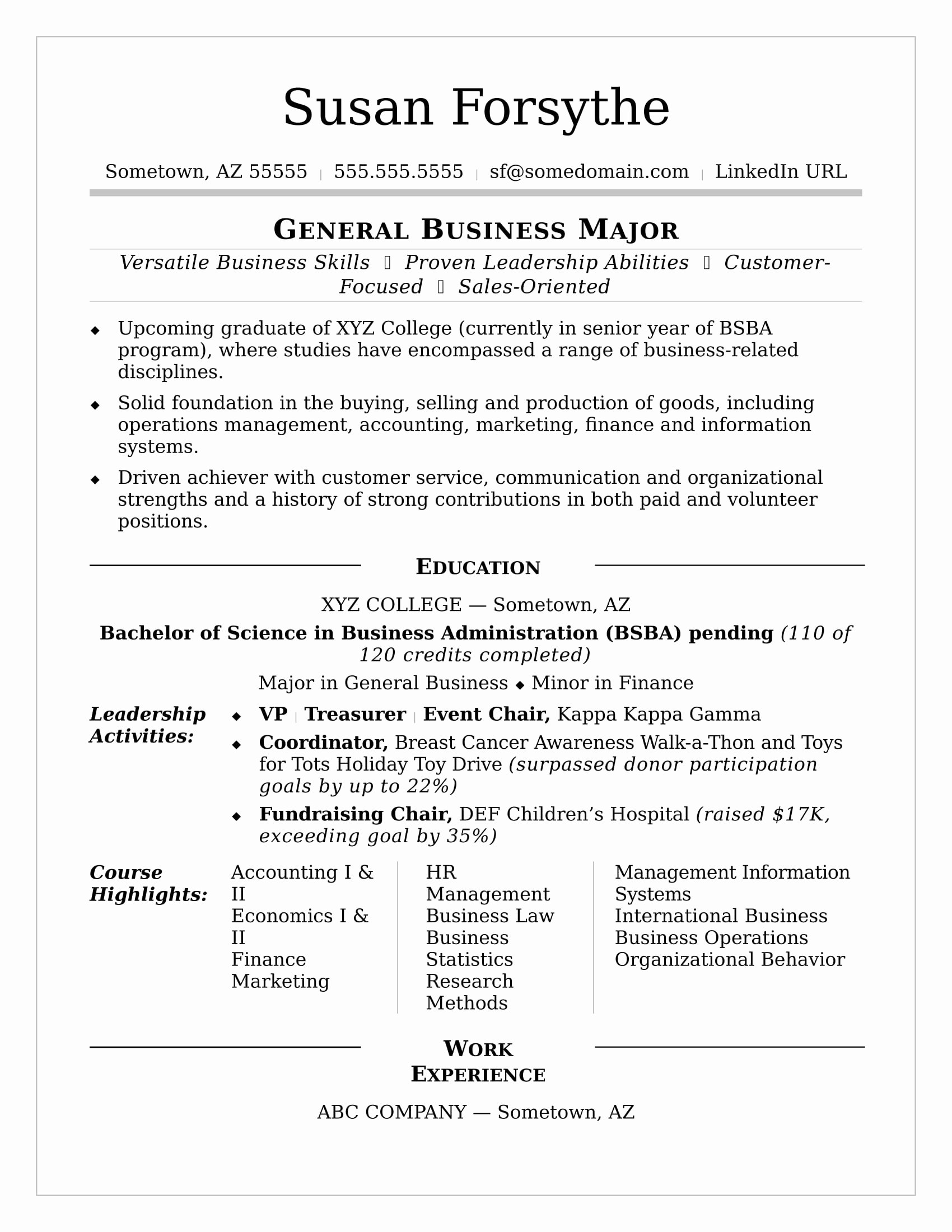 Graduated with Honors On Resume Best Of College Resume Sample