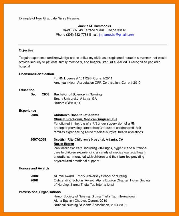 Graduated with Honors On Resume Lovely 9 10 How to Write Honors On Resume