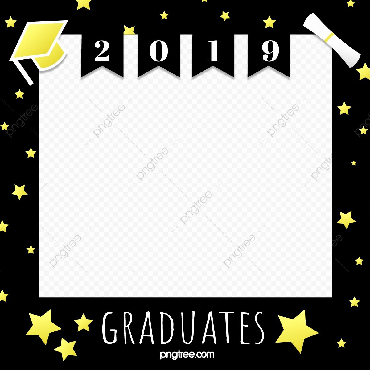 Graduation Borders and Backgrounds Best Of Golden Graduation Border 2019 Graduation Cartoon