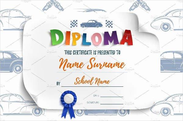 Graduation Certificate Of Appreciation Unique Free 16 Examples Of Certificate Of Appreciation In