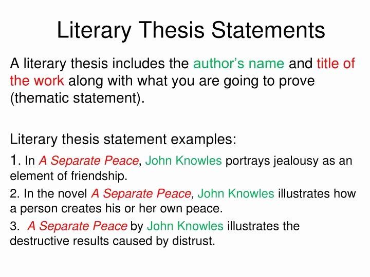 Great Gatsby thesis Statement Examples Beautiful theme Statement How to Write A theme Statement