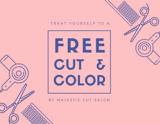 Hair Salon Gift Certificate Template Free Inspirational Customize 52 Hair Salon Gift Certificate Templates Online