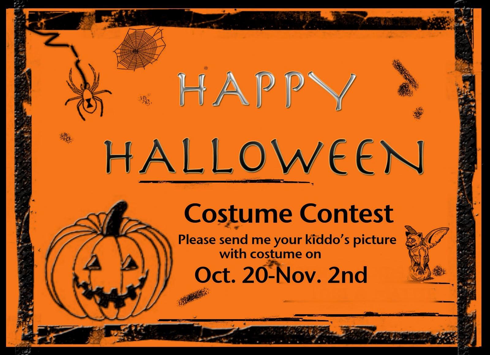 Halloween Costume Certificate Template Beautiful Zanteen Photography Costume Contest